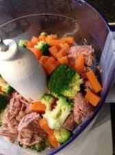 Tuna, Rice & Vegie Slice (1)